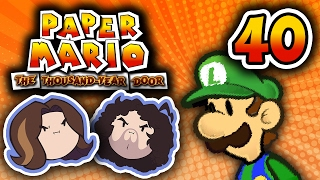 Paper Mario TTYD: Brotherly Love - PART 40 - Game Grumps