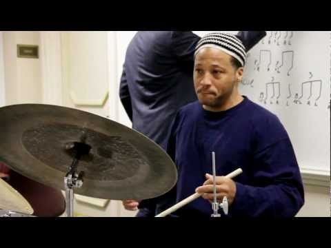 Learning To Play the Drums: Winard Harper