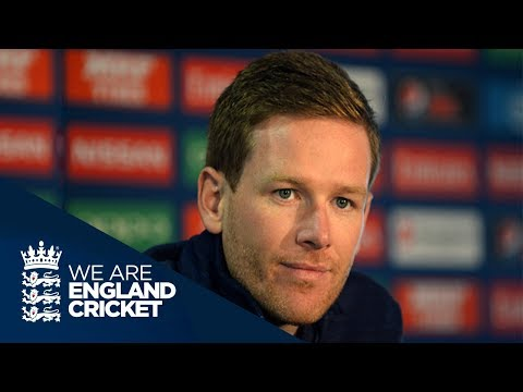 Team Selection Not Based On Conditions: Morgan - England v New Zealand ICC Champions Trophy 2017