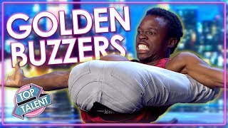 TOP 5 GOLDEN BUZZERS On Got Talent 2019! | Top Talent