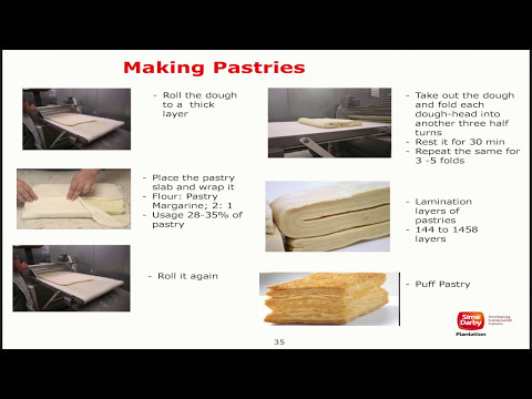 Malaysian Palm Oil International Chef Conference 2016: Pastry Margarine