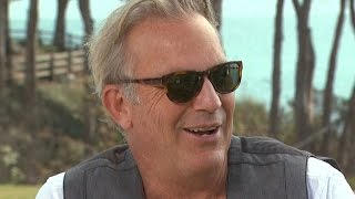 Kevin Costner Opens Up About Being A Dad At 60