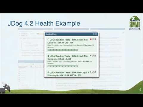 Killer reporting with JIRA dashboards - Atlassian Summit 2010