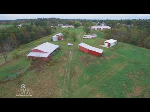 154 acre farm for sale Zanesville, Ohio