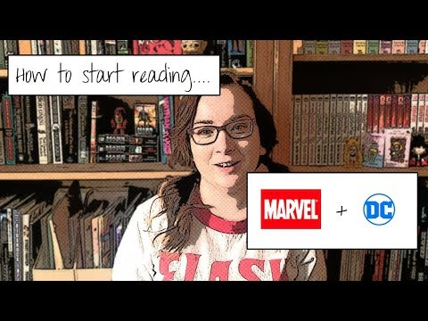 How to Start Reading Marvel & DC Comics: Tips and Tricks [CC]
