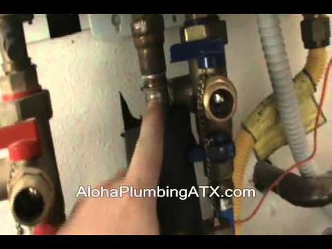 How to Descale a Navien Tankless Water Heater
