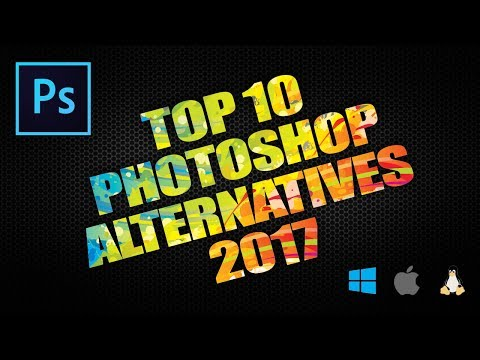 Top 10 Free Photoshop Alternatives 2017 | Best tools for photo editing