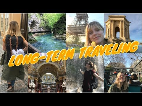 What Long-Term Traveling is REALLY Like | Living Out of a Suitcase / Moving Often