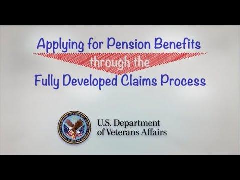 Overview of VA Form 21-527EZ, Application for Pension: Part 2