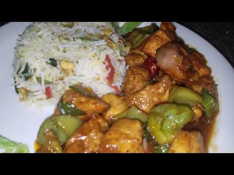 CHINESE SCHEZWAN / SZECHUAN CHICKEN RECIPE | Pakistani Kitchen