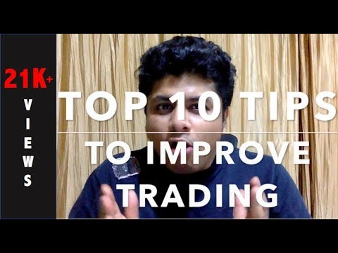 Intraday Trading - Top 10 Trading Tips To Improve Profits