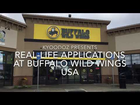 Tasty And Saucy Wings | BUFFALO WILD WINGS | Math Real-Life Application