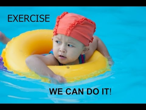 Exercise. We can do it!