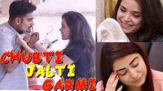 Chubti Jalti GARMI | Simran Dhanwani | Muskan Chanchlani | Akash Dodeja
