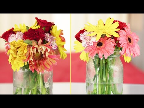 How To Make Your Flower Arrangements Last Longer