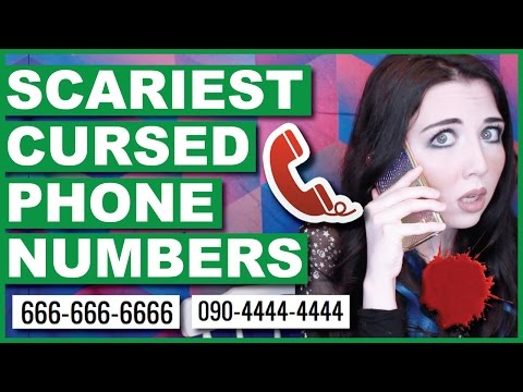 Scariest Phone Numbers To Call