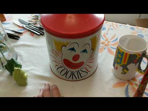 Antique Mall and Yard Sale Haul to Sell and KEEP