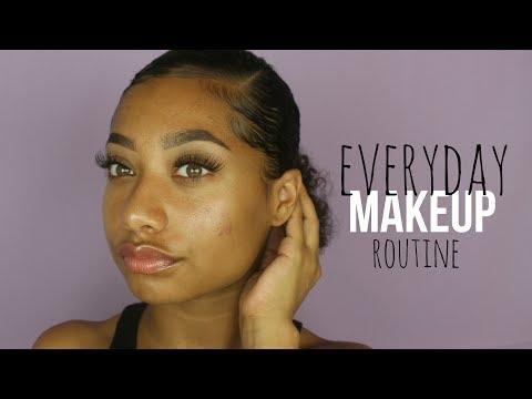 Everyday Makeup Routine  Tatyana Celeste ❤︎