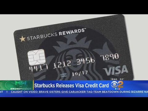 Coffee Addict? Starbucks Launches Credit Card