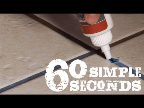 How to Seal Grout -- Buildipedia DIY