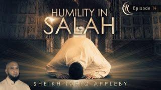 3 Tips To Increase Concentration In Salah ᴴᴰ ┇ #RamadanPicks ┇ Sheikh Tariq Appleby ┇ Ramadan 2016 ┇
