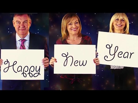 Happy New Year from all of us here in RTÉ