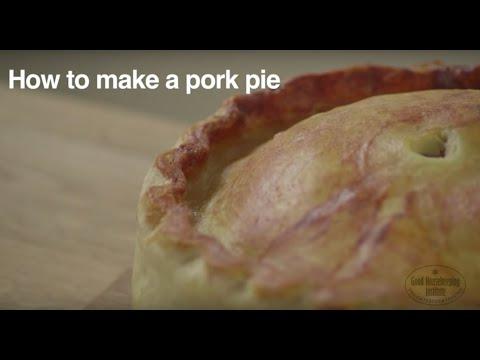 How to make a pork pie