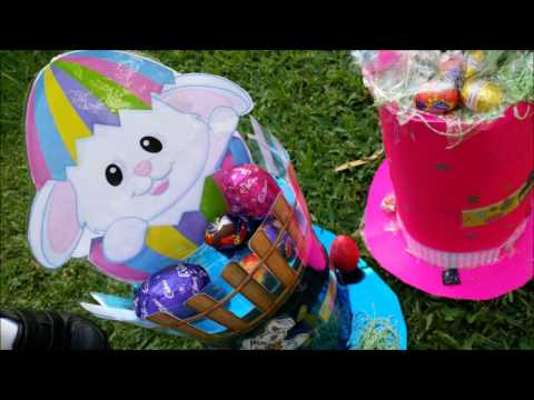DIY Easters Hats - Kids Easter Craft - Easter Hat Parade