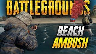 Battlegrounds: UNDERWATER AMBUSH! (Playerunknown