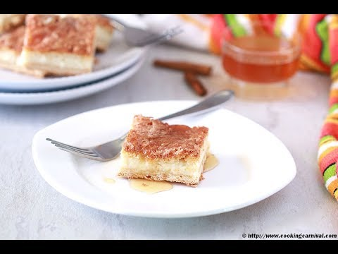 Sopapillas Cheesecake Bars