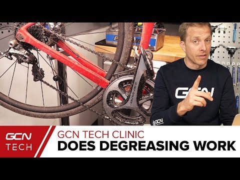 Is Degreasing Your Chain A Waste Of Time? | The GCN Tech Clinic