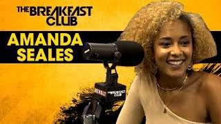 Download Amanda Seales Dishes On Floetry, Getting Fired Because Jay-Z, Her Hollywood Come-up & More Video