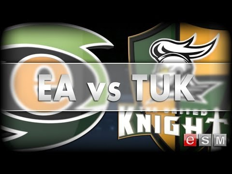 eSM | EA RIVAA vs THE UNITED KNIGHTS, GAME 3, 2014-05-08