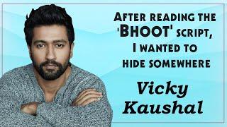 Vicky Kaushal sheds light on his upcoming films | Bhoot | Takht | Sardar Udham Singh | Sam Manekshaw