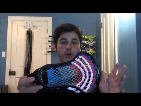 String Theory | New 2013 NCAA Shooter Adjustments | East Coast Dyes