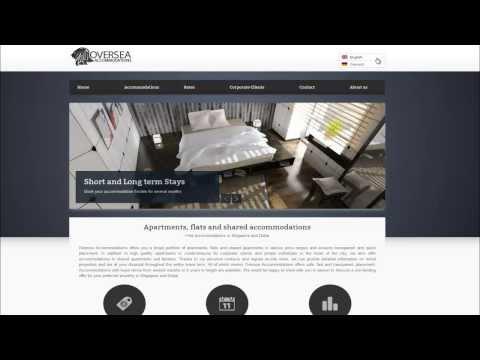 Wordpress Multilingual Site Demo