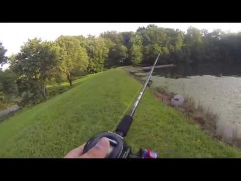 Local Pond Fishing in Lancaster PA