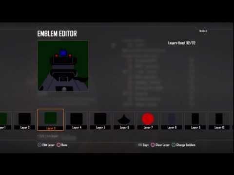 Black Ops 2 Emblem Tutorial: AN-94 Iron Sights