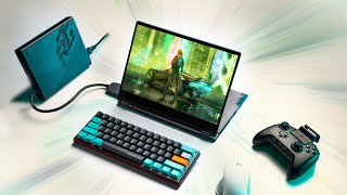 This Gaming Laptop Does EVERYTHING!