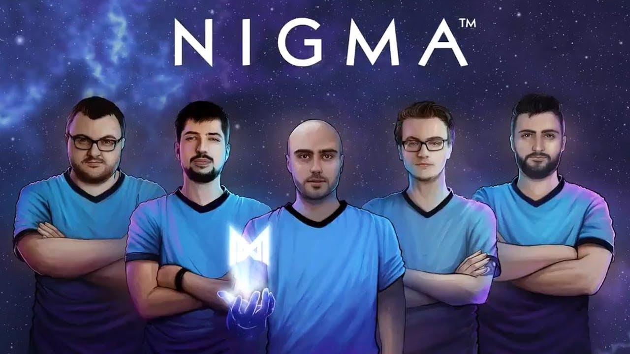 Miracle NEW TEAM Nigma Esports — 3 years with Kuroky