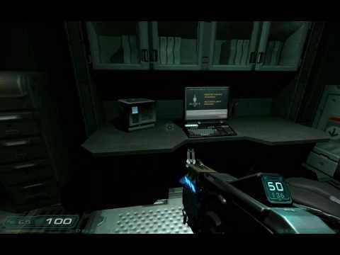 Let's play Doom 3 - (Part 46)