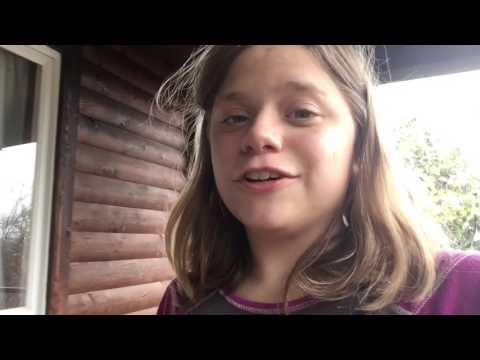 Vlog 10 - I GOT MY HOGWARTS LETTER!!