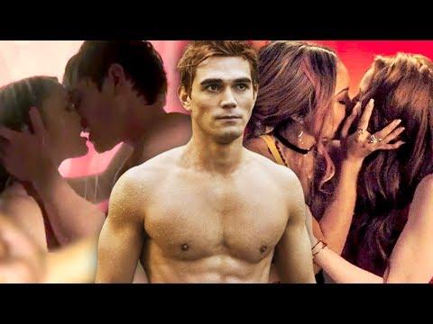 Xxx Mp4 Top 9 Sexiest Riverdale Moments 3gp Sex