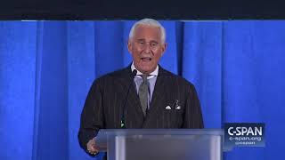 Word for Word: Roger Stone Speaks Out Against Mueller Investigation (C-SPAN)