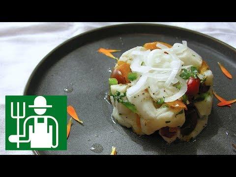 Fresh Fish Recipe   Ceviche   Healthy way to eat fish  