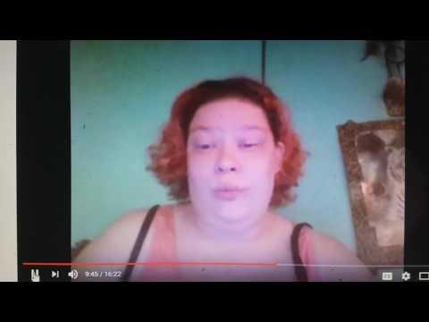 Me talking about my loss Jan 19 2017