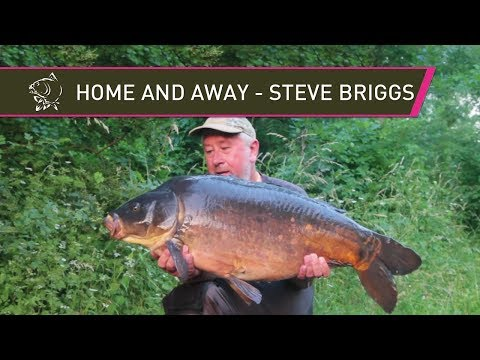 Carp Fishing Home and Away with Steve Briggs