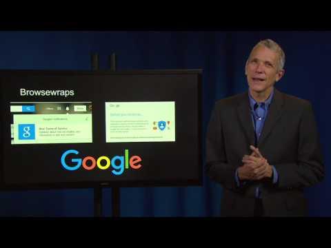 "Contract Law 33 II Sprecht v Netscape (no ""clickwrap"")"