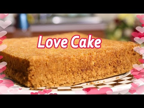 Love Cake | Mallika Joseph Food Tube