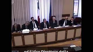 Il Governatore Visco risponde alla Commissione sulle Banche